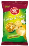 CHEESE & ONION CHIPS