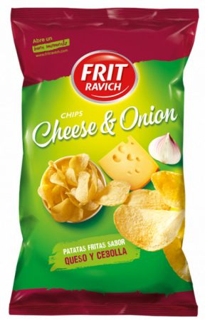 Chips Cheese&Onion