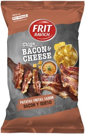 BACON AND CHEESE CHIPS