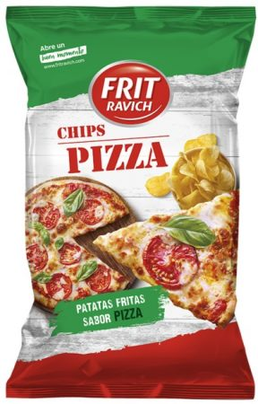 Chips pizza