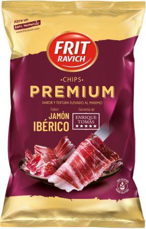 Chips Premium Jamon E.Tomas